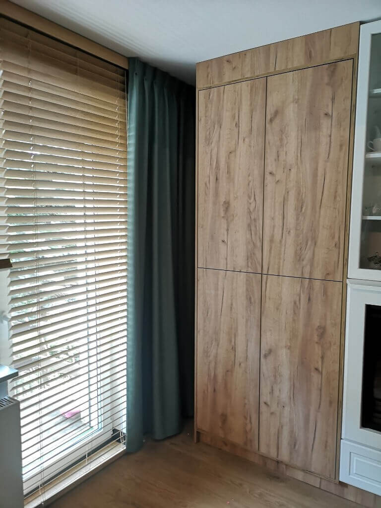 Żaluzje drewniane Poznań