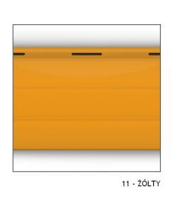 PA39 x11 zolty